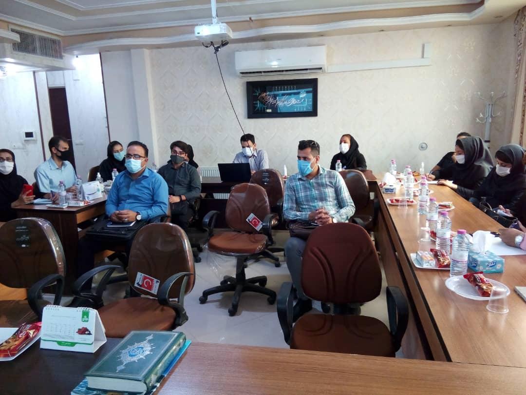 برگزارس دوره آموزشی سامانه TTAC
