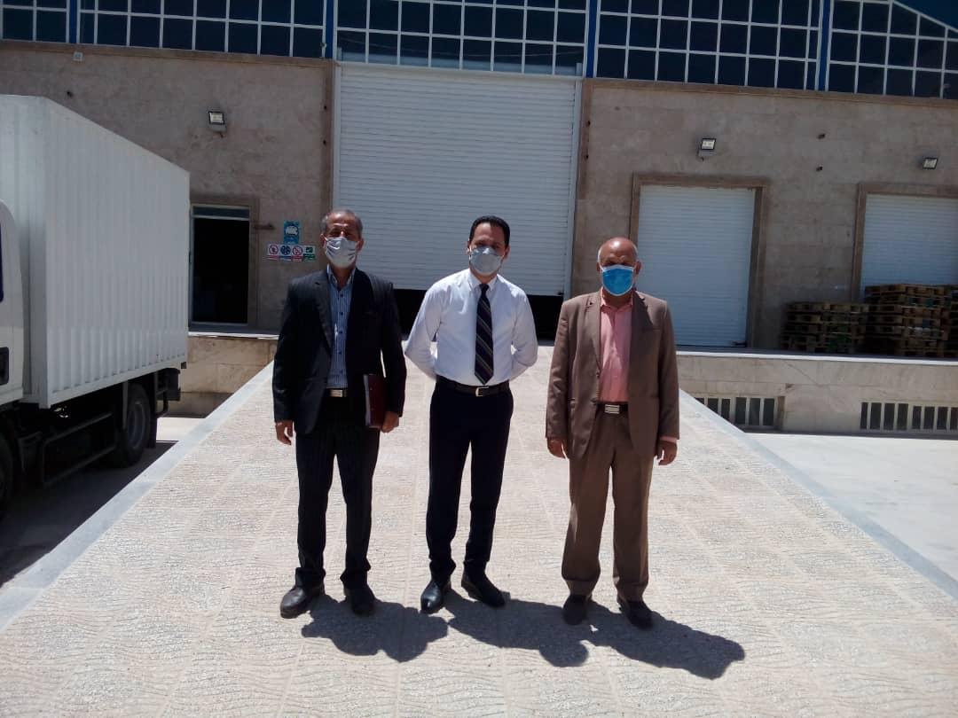 ملاقات از شرکت های داداش برادر ( شونیز ) ،یکتا آراد پویان ، پخش دارویی فردوس ، تهران بوران