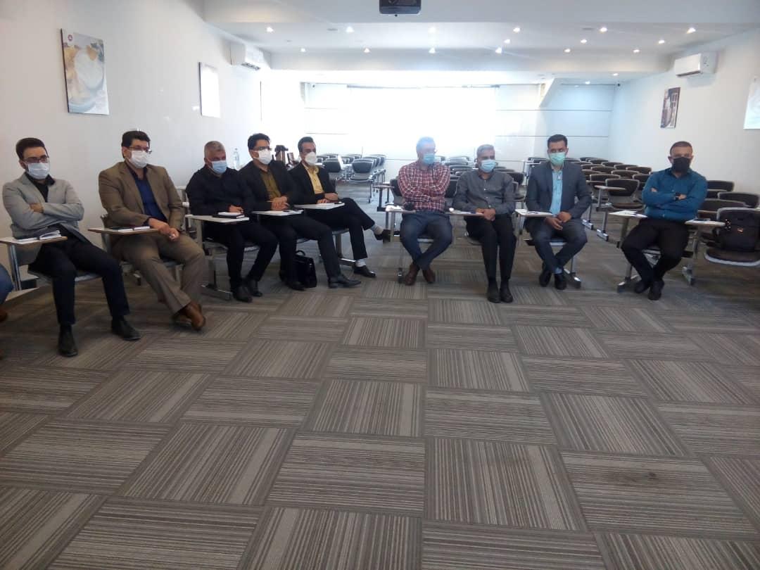 تشکیل کمیته غذایی انجمن شرکت های صنعت پخش فارس به میزبانی شرکت رامک شعبه شیراز