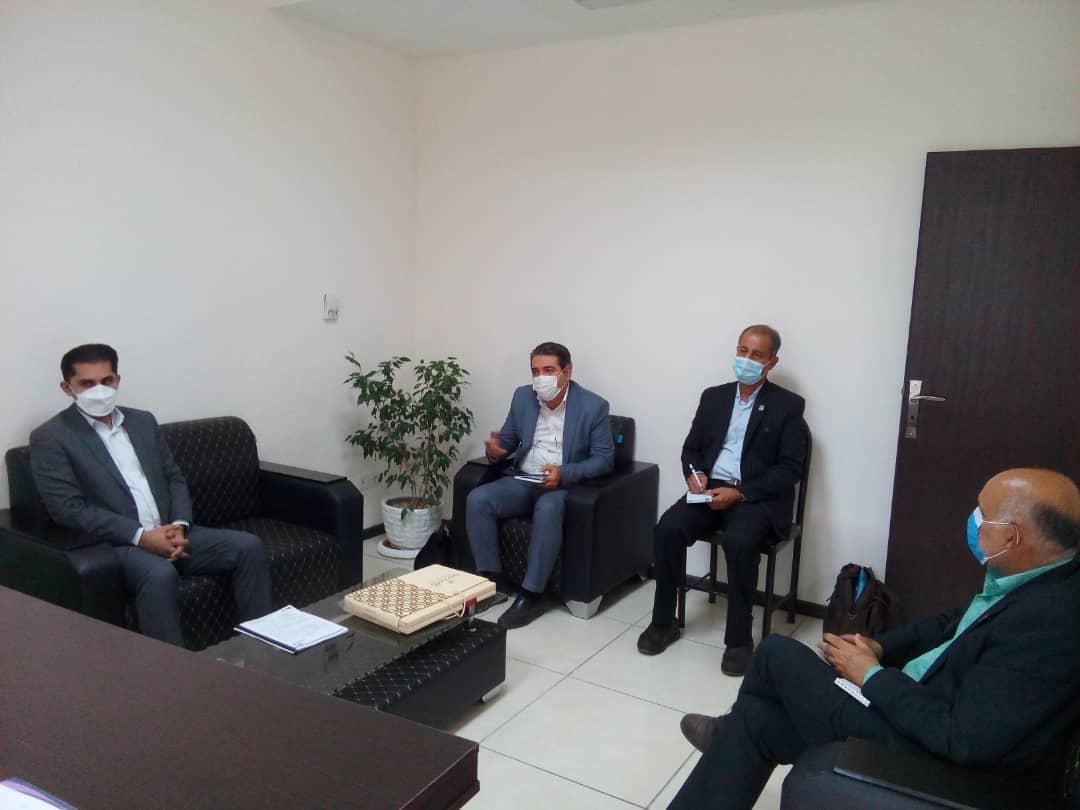 ملاقات با جناب آقای دکتر قادری نماینده محترم شهرستان شیراز در مجلس شورای اسلامی