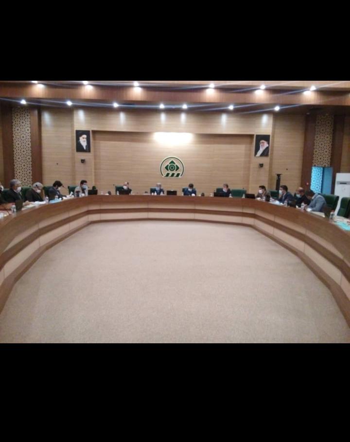 دومین جلسه مجوز تردد خودروهای پخش بدون محدودیت مکانی و زمانی در شیراز