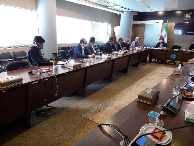 جلسه کارشناسی شورای گفتگوی دولت و بخش خصوصی استان فارس