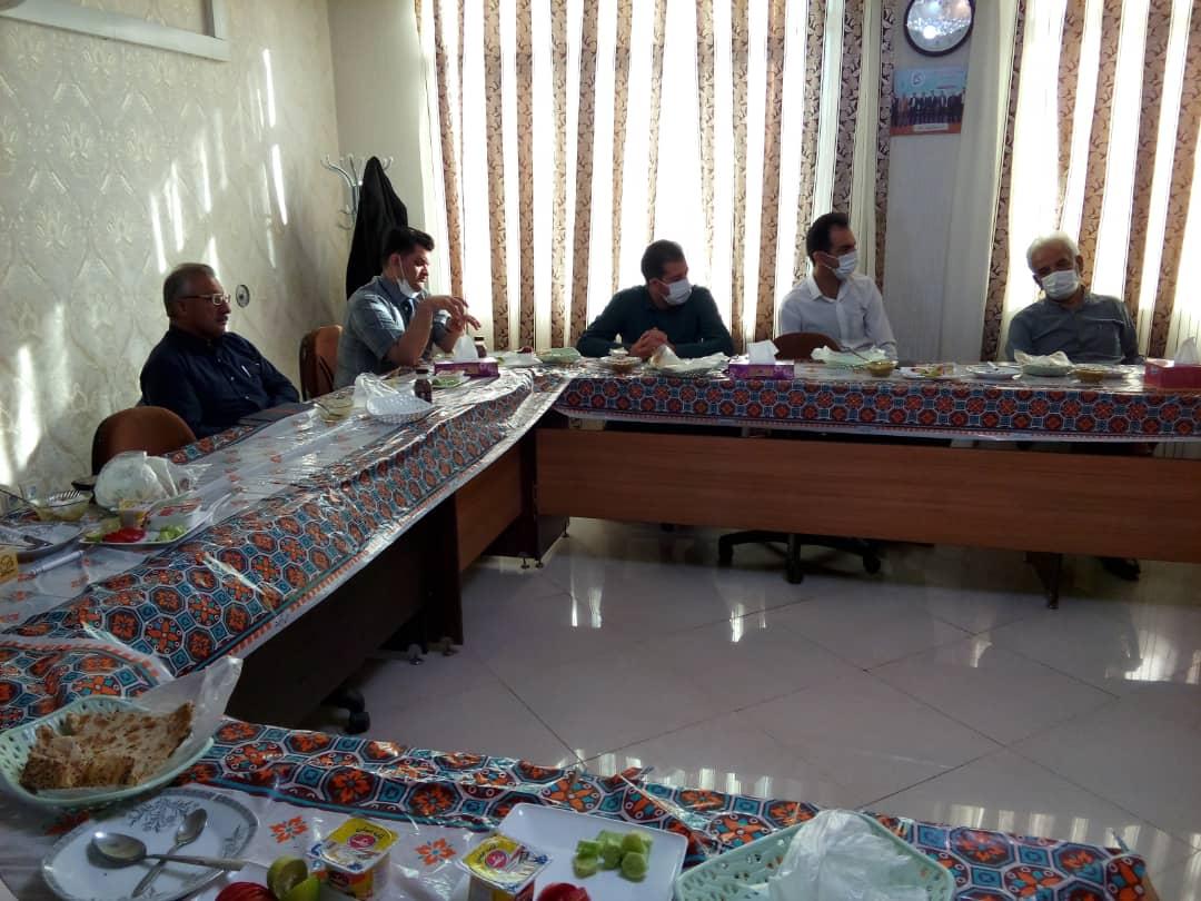 جلسه هم اندیشی کمیته غذایی 99/04/09